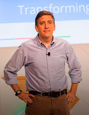 Ben Fried(Google CIO)